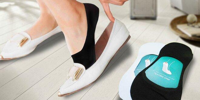 Funkční ponožky do nízkých tenisek