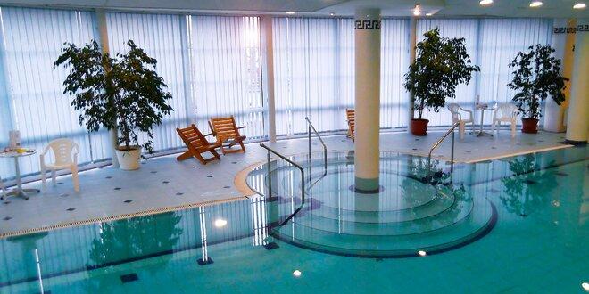 Relax pro 2 v Beskydech: polopenze, wellness, sauny i bazén ve stylu řeckých lázní