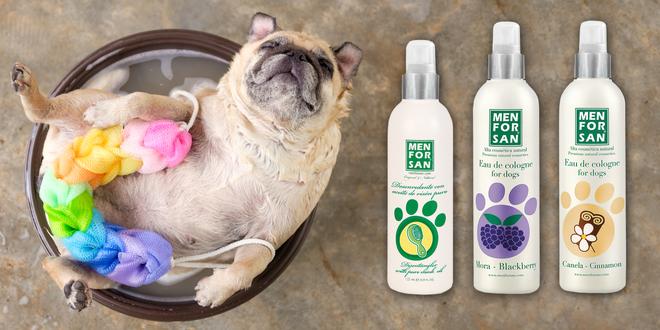 Voňavá kosmetika pro psy a kočky