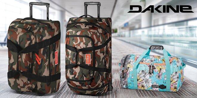 Cestovní tašky zn. DAKINE