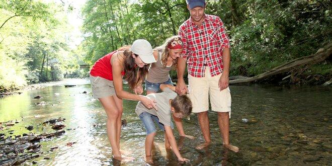 Léto v Krkonoších: rodinná dovolená s polopenzí