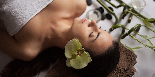 Tradiční thajské masáže: výběr ze 4 masáží
