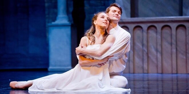 Vstupenky na baletní představení Romeo a Julie