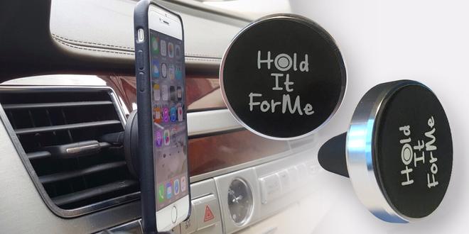 Magnetický držák na telefon Hold It ForMe