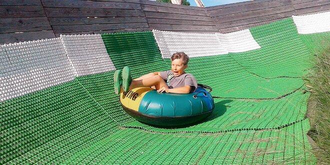 SummerTubing - jízdy plné zábavy