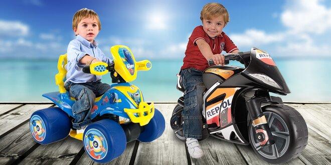 Elektrická vozítka pro děti