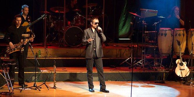Unikátní koncert s hudbou George Michaela