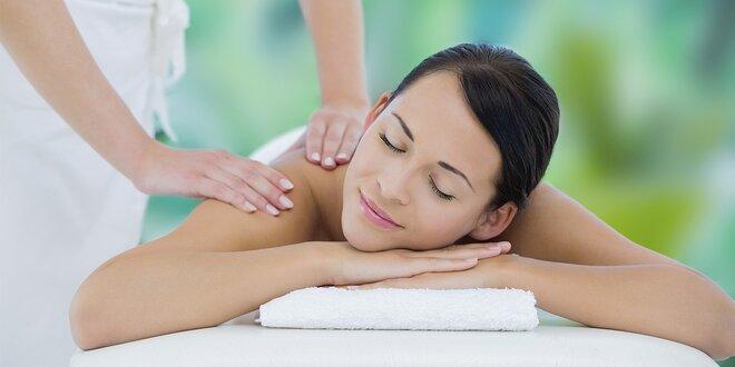 Relax na míru: výběr ze 6 energizujících masáží