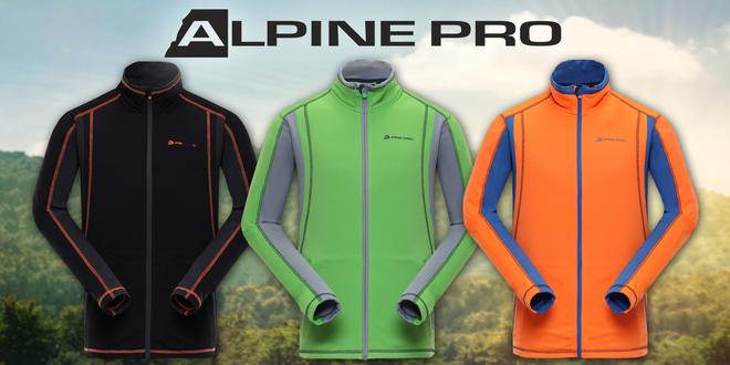 7869bf82b37 Pánské funkční mikiny Alpine Pro