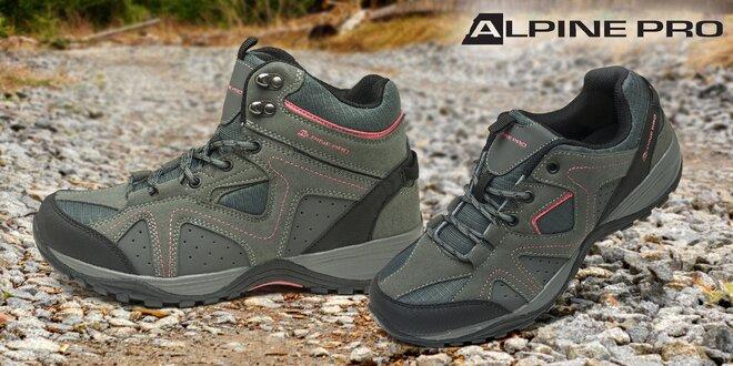Dámské boty do terénu od značky Alpine Pro