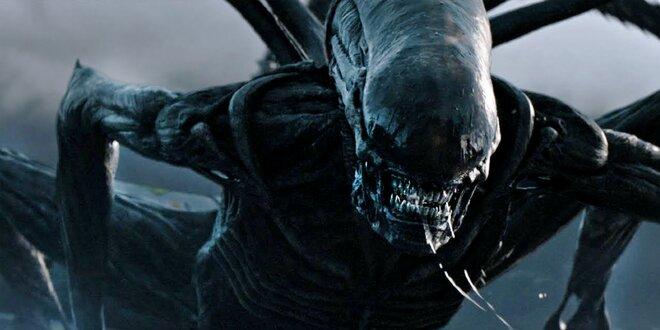 2 vstupenky na nový film Vetřelec: Covenant