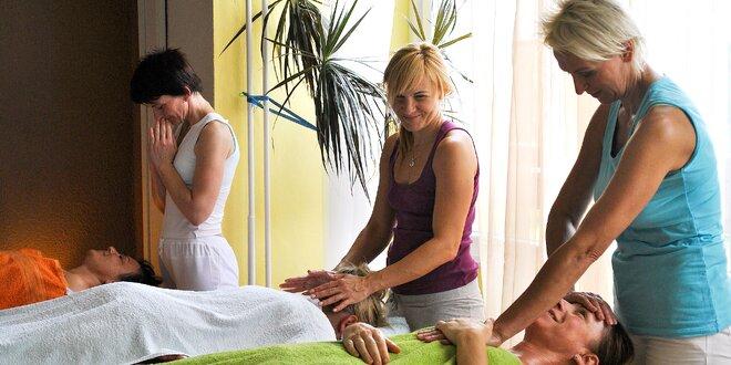 Celodenní kurz masážní terapie Awakening®