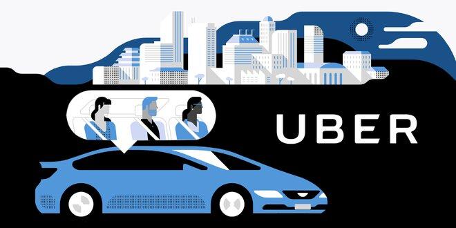 20% sleva na 3 jízdy se službou Uber