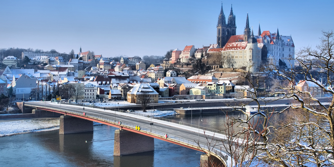 Zavítejte na vánoční trhy v Míšni a Drážďanech