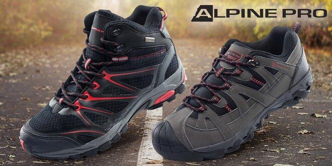 7333f220fe0 Pánské outdoorové boty Alpine Pro