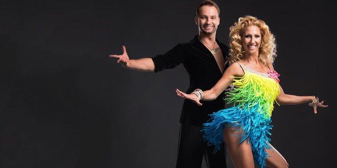 Taneční kurzy pro páry s hvězdami StarDance