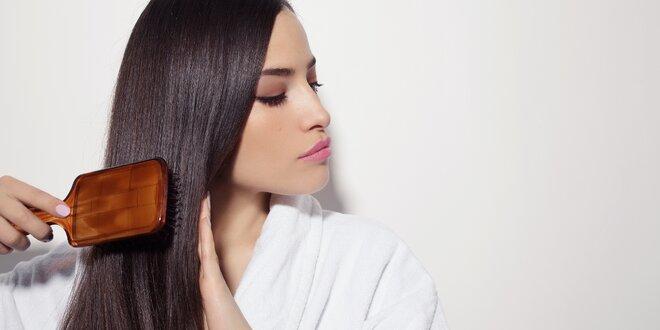 Nechte vaše vlasy zářit - Aplikace tekutých krystalů
