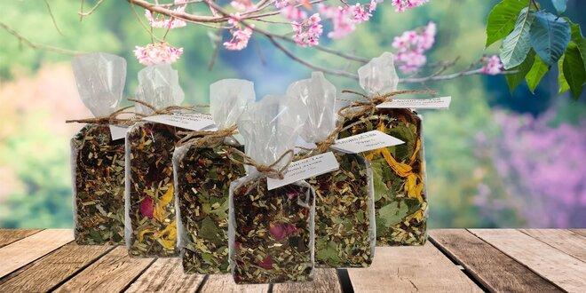 Ručně balené bylinné čaje Dream of Tea