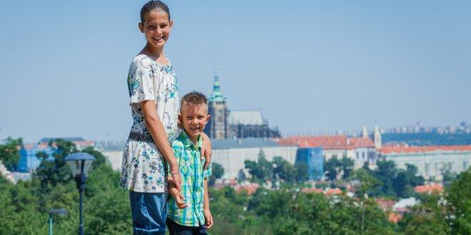 Zábavná prohlídka Prahy pro děti: Návštěva u princezny Anežky