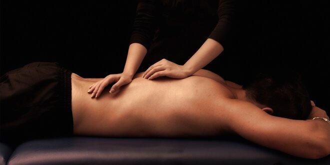 Tantra masáž vč. masáže prostaty