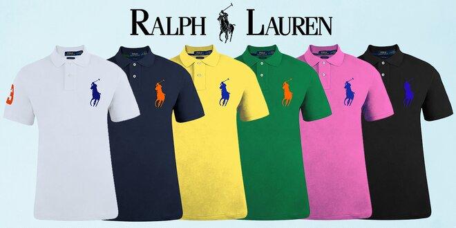 Pánské polokošile Ralph Lauren