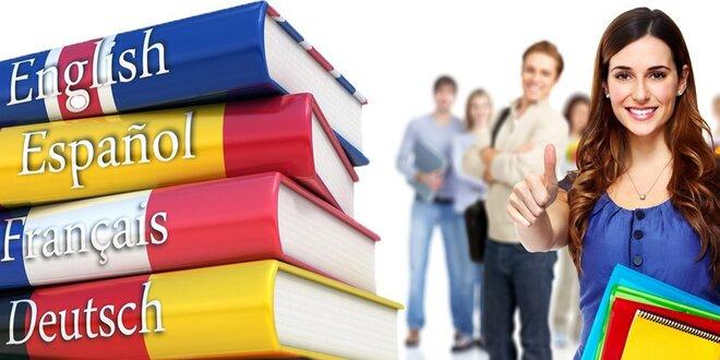 Kurzy cizích jazyků, konverze i dětské kurzy Aj