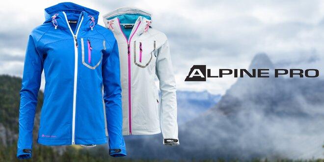 Dámská softshellová bunda Alpine Pro s membránou