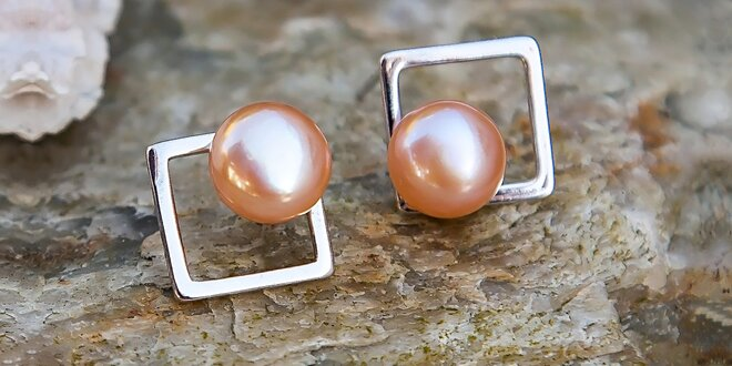 Krásné šperky z přírodních perel