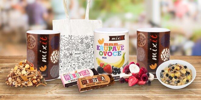 Mixit: podzimní degustační balíček plný dobrot