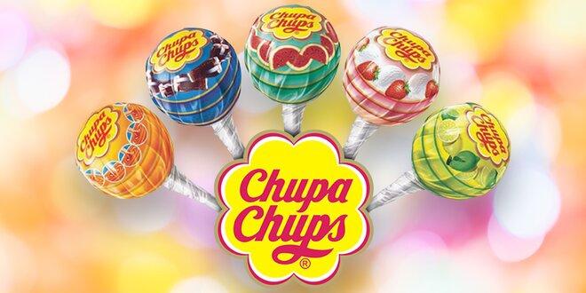Velká balení oblíbených minilízátek Chupa Chups