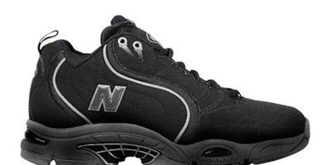6ed8ac49fd Dámské černé boty na aerobic New Balance