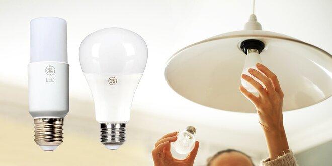 LED žárovky od renomované značky GE
