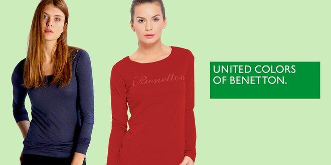 Dámské trička United Colors of Benetton