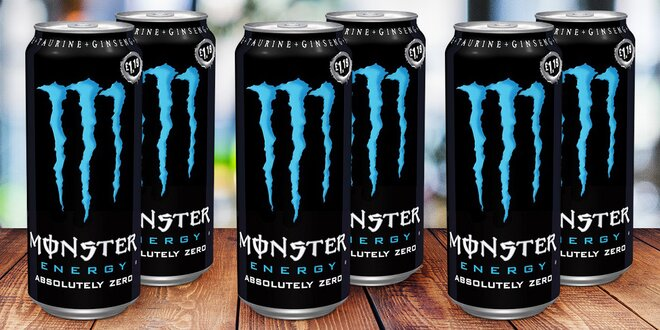 Monster Absolutely Zero: energie bez cukru
