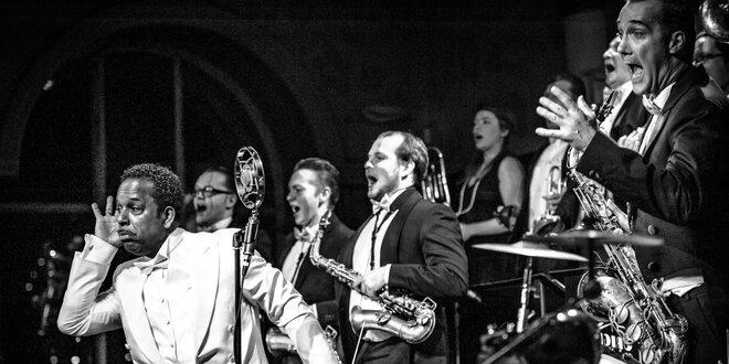Hudební show s Original Vintage Orchestra