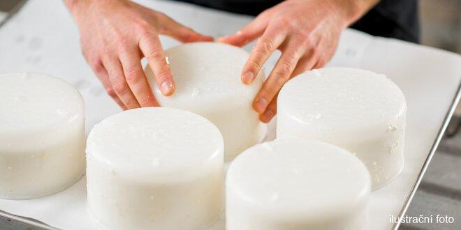 Víkendový kurz výroby sýrů a mléčných výrobků
