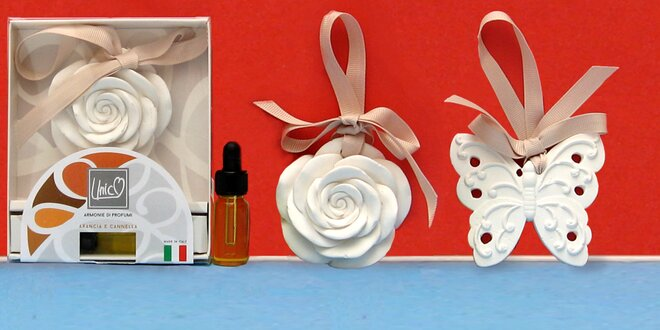 Ručně vyráběné vonné dekorace Home fragrances