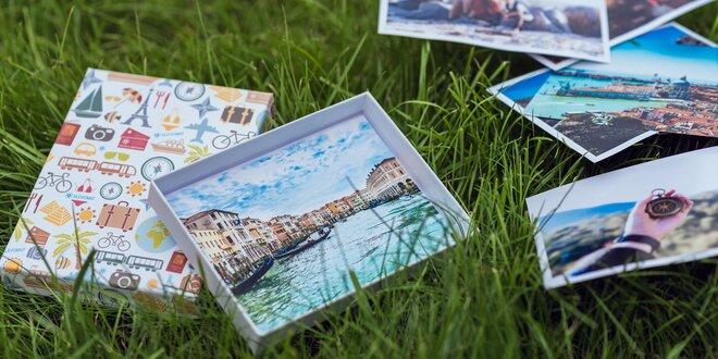 Vyvolání 50 fotografií s krabičkou zdarma