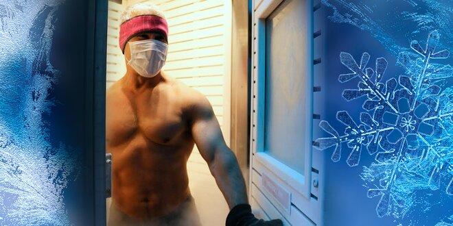 Mrazem ku zdraví: vstup do polária pro 1 nebo 2