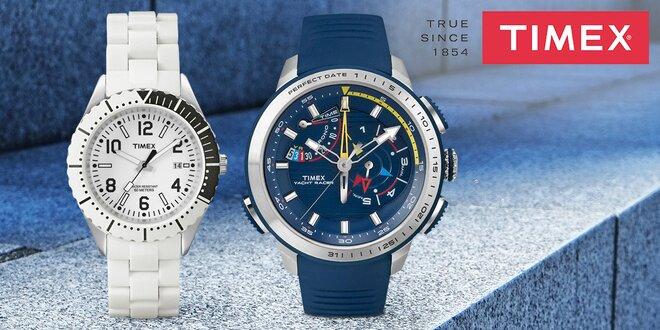 Elegantní dámské a pánské hodinky Timex