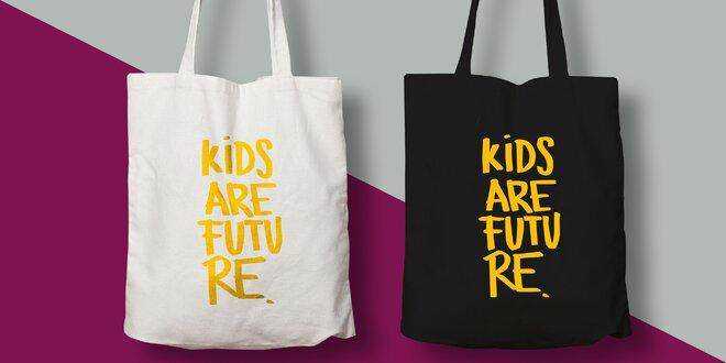 Podpořte Klokánky nákupem plátěných tašek