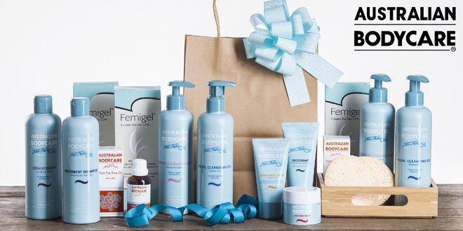 Dárkové balíčky kosmetiky Australian Bodycare