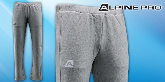 59ce3d08277 Pánské bavlněné tepláky Alpine Pro