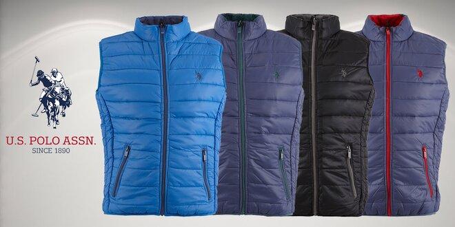 Pánské oboustrané vesty U.S. Polo Assn.
