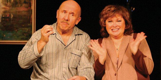 Vstupenka na divadelní představení S tvojí dcerou ne