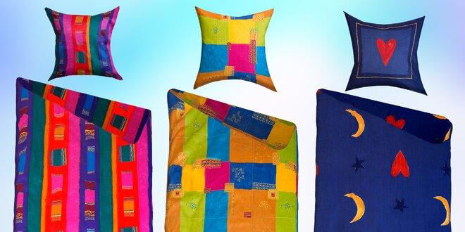 Bavlněná povlečení značky Night Comfort - jsou krásná a vyčnívají z řady