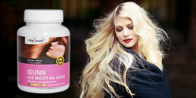 Idunn: Pro krásnější pleť, vlasy a nehty