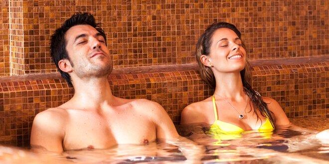 2 hod. ve wellness a saunovém světě pro 1 i 2