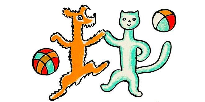 Vstupenka na pohádku O pejskovi a kočičce