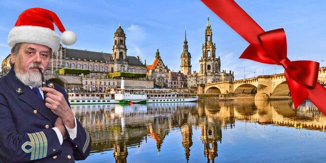 Dárková plavba 2018 do Drážďan s programem